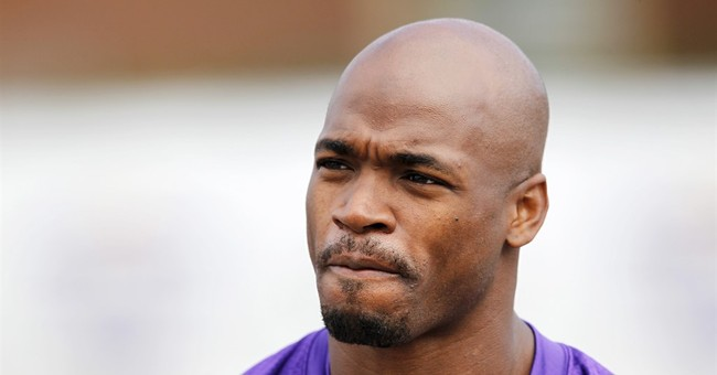 Appeals court upholds Adrian Peterson suspension in '14 case